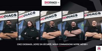 EXODIAGS, Professionnel du Diagnostic Immobilier en France